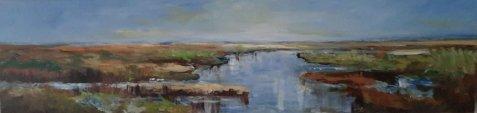 Schildercursus Drenthe - Door Willy Boer