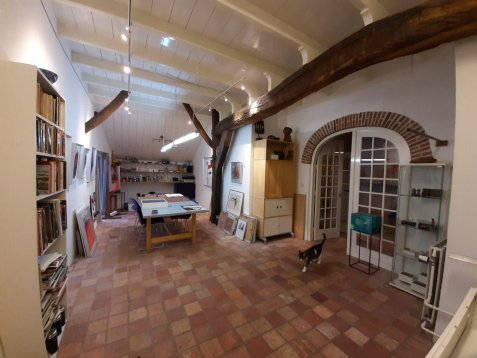 Schildercursus Drenthe - atelier